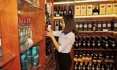 Tư vấn thủ tục xin giấy phép bán rượu tiêu dùng tại chỗ