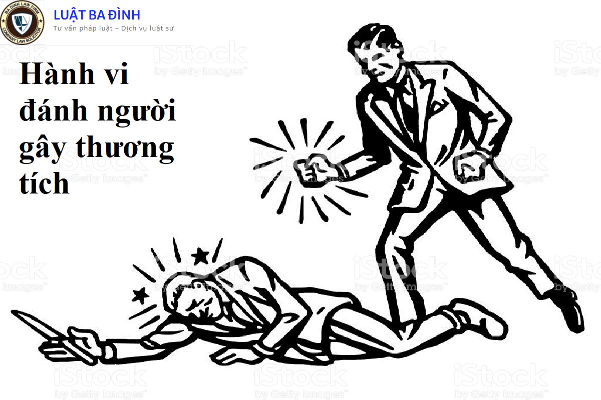 Trách nhiệm hình sự về hành vi đánh người gây thương tích