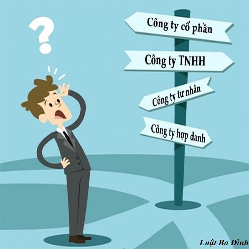 Lựa chọn loại hình doanh nghiệp thành lập công ty ở tại Bắc Ninh