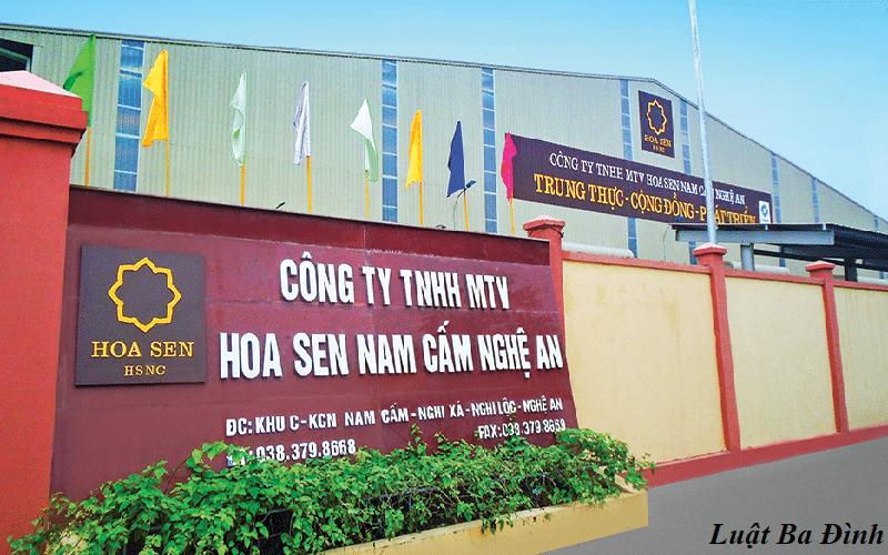 Dịch vụ thành lập công ty tại Nghệ An