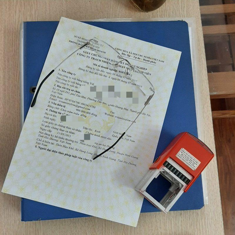 Hồ sơ, trình tự thủ tục thành lập công ty TNHH tại Hà Nội