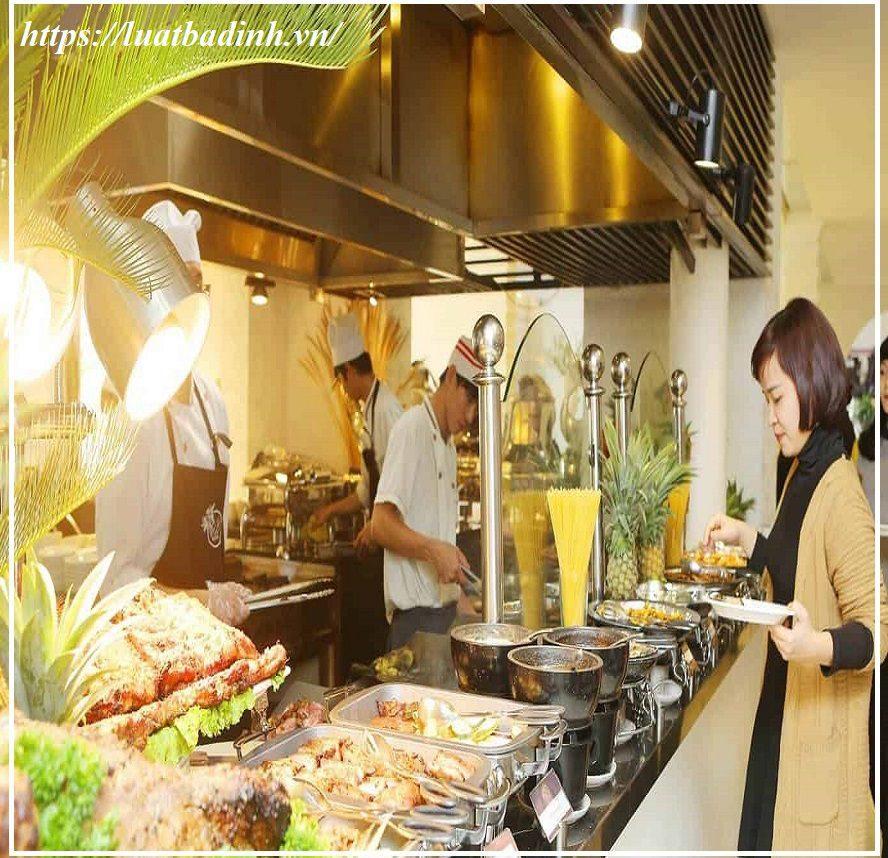 Vấn đề tiêu chuẩn vệ sinh an toàn thực phẩm trong nhà hàng