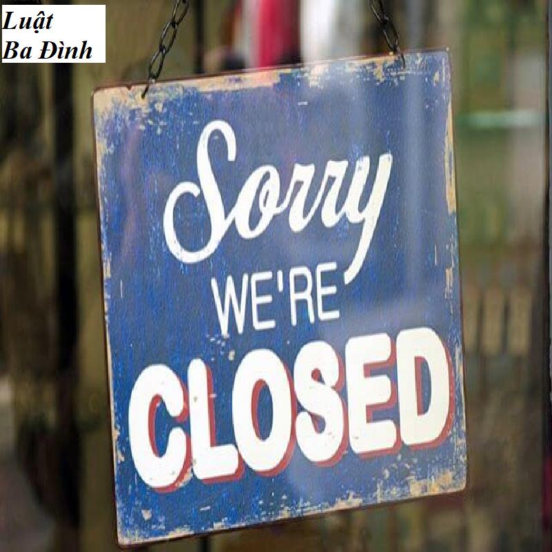 Thủ tục tạm ngừng kinh doanh có cần phải thực hiện với cơ quan thuế hay không?