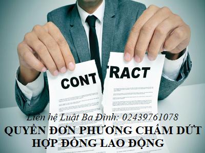 Quyền đơn phương chấm dứt hợp đồng lao động của người sử dụng lao động