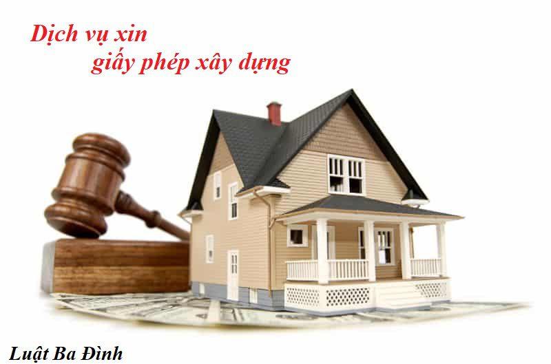 Dịch vụ xin giấy phép xây dựng
