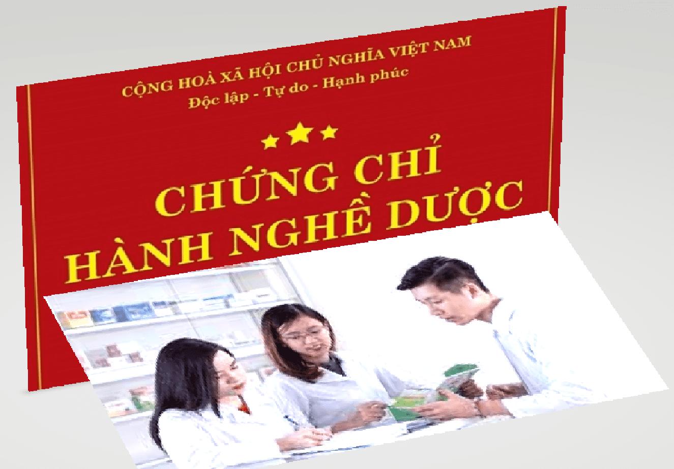 Dịch vụ, Hồ sơ, Thủ tục làm chứng chỉ hành nghề Dược